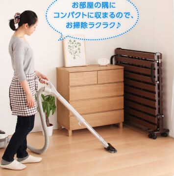 【Neo Clean】ネオ・クリーンを部屋の隅に片付ける