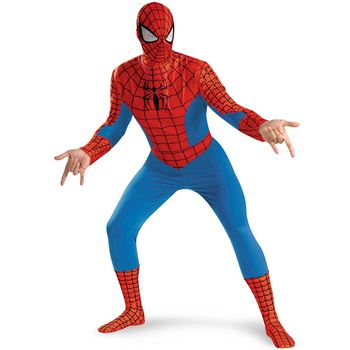 The Amazing Spider-Man Movie Adult Costume GlovesDisguise 42513